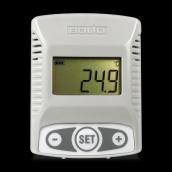 С2000-ВТИ исп. 01 - Адресный датчик температуры (от -10 до +55°С, точность ±0,4°С),  влажности ( от 0 до 100%, точность 3%)  и угарного газа СО ( от 0 до 99 ppm, точность в диапазоне от 20 до 80%  ±3 ppm). Отображение на ЖКИ дисплее.